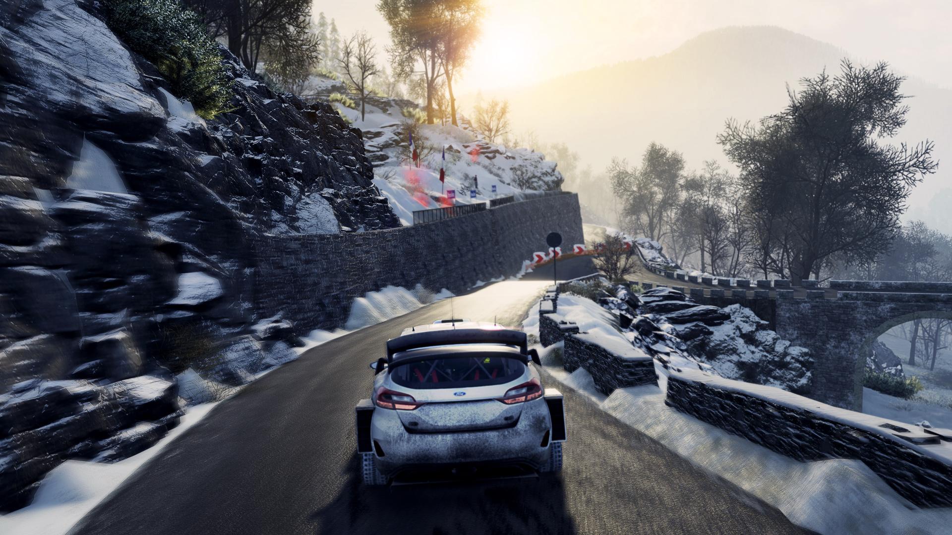 Grab The Games: WRC 8 FIA World Rally Championship